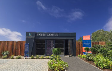 The Hollies Sales Centre Opening Weekend