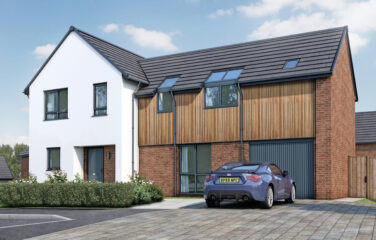 Final Flexible Family Home at The Hollies
